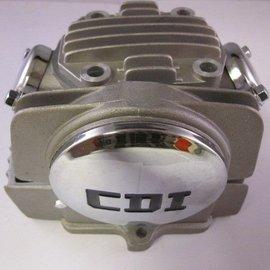Sendai 125cc Lifan Cilinderkop compleet (1P54FMI,54MM)