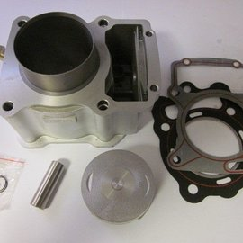 Sendai 200cc 63.5mm Watergekoelde cilinderset ZS163MM (CG200)