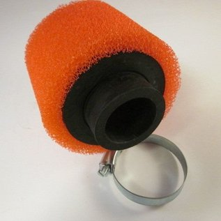 Sendai 4-takt Universeel 36mm spons luchtfilter rond (pitbikes/quads)