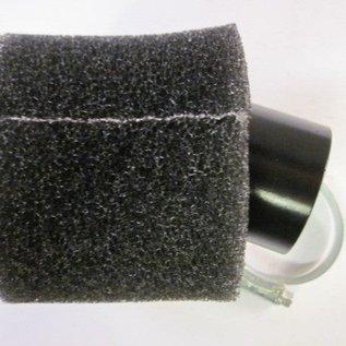 Sendai 4-takt Universeel 35mm spons luchtfilter 45 graden hoek