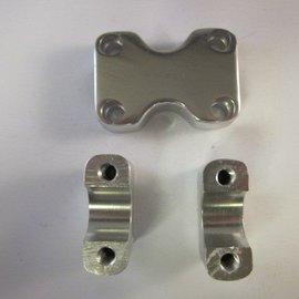 Sendai 4-takt Universeel Stuurmontage support aluminium 40mm