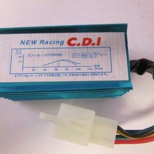 Sendai Race CDI voor 125cc of hoger dubbele aansluiting (9C6)