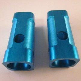 Sendai Aluminium voorvork blokjes set blauw