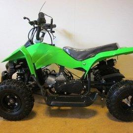 Sendai Miniquad Raptor 2013 49cc groen/zwart