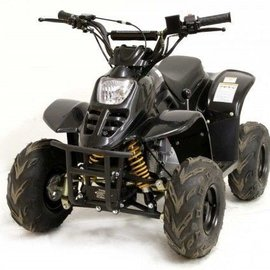 Sendai Quad 4-takt 125cc Bigfoot zwart