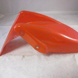 Sendai Achterspatbord rood 47/49cc mini-racer