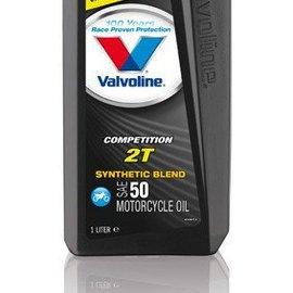 Sendai Valvoline 2-takt Competition oil mengolie 1liter
