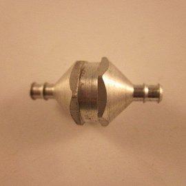 Sendai Benzinefilter klein aluminium (16F2)