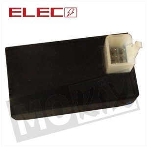 A-Merk CDI Unit GY6 (A) 6 pin