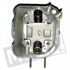 A-Merk Cilinderkop compleet GY6 125cc