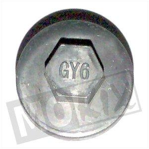 A-Merk Olie filter aftapdop GY6 125cc