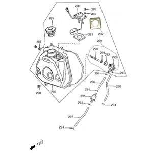 AGM New Flash Benzine vlotter (280)