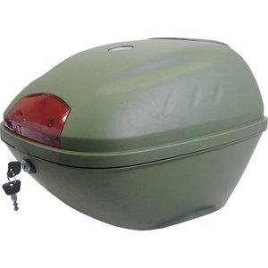 AGM Topkoffer mat groen voor VX/Joy/Ape