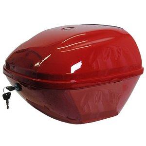 AGM Topkoffer glans rood voor VX/Joy/Ape