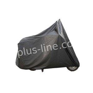 A-Merk Scooterhoes zwart Aplus XL geschikt voor windscherm + koffer