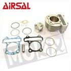 Airsal cilinderset aluminium 50.00mm
