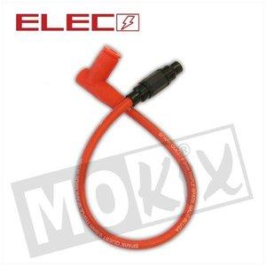 A-Merk Bougie dop + kabel rood racing