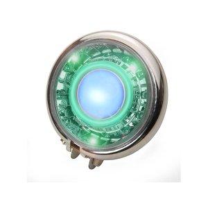 A-Merk Koplamp Xenon met Anger Eye groen