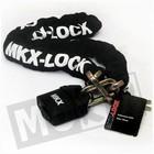 A-Merk MKX Chainlock 10mm 120cm