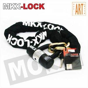 A-Merk MKX Kettingslot 3 sterren ART 10mm 90cm U-lock