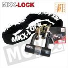A-Merk MKX Kettingslot 3 sterren ART 15mm 120cm (U-lock)