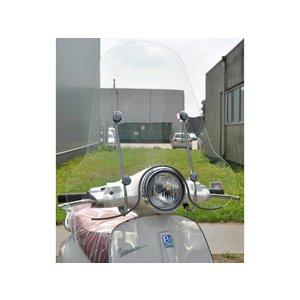 A-Merk Windscherm Isotta hoog model Vespa Primavera