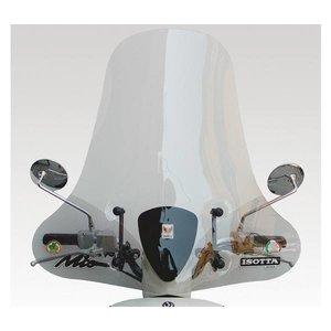 A-Merk Windscherm Isotta hoog model SYM MIO