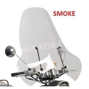 AGM New Flash Windscherm Isotta hoog model smoke