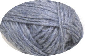 Istex (Létt Lopi) Alafoss Lopi - 0008 - Light Denim Heather