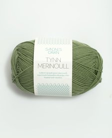 Tynn Merino Ull - Nr. 8543