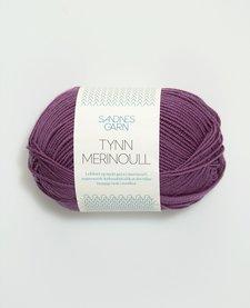 Tynn Merino Ull - Nr. 4645