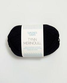Tynn Merino Ull - Nr. 1099