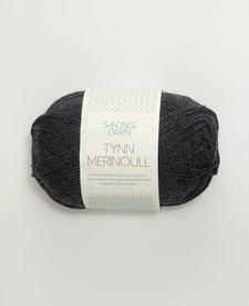 Tynn Merino Ull - Nr. 1055