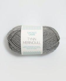 Tynn Merino Ull - Nr. 1042