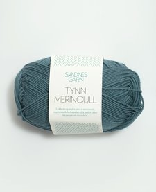 Tynn Merino Ull - Nr. 6562