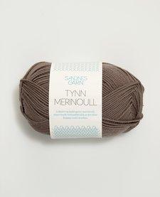 Tynn Merino Ull - Nr. 3161