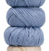 Geilsk Bomuld Og Uld - C24 - Light blue