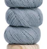 Geilsk Bomuld Og Uld - C10  - Dust blue