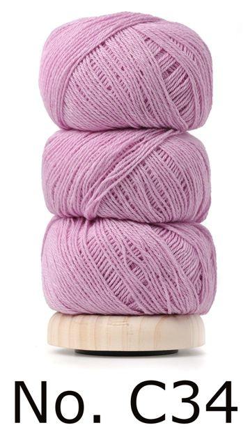 Geilsk Bomuld Og Uld - C34 - Pink