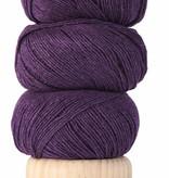 Geilsk Bomuld Og Uld - C35 - Dark purple