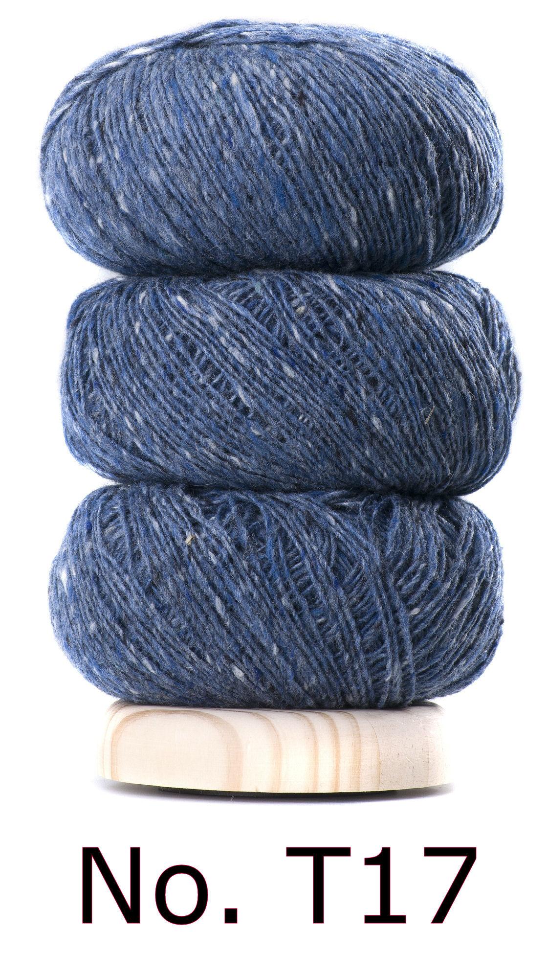 Geilsk Geilsk Tweed - 017 - Jeans Bla