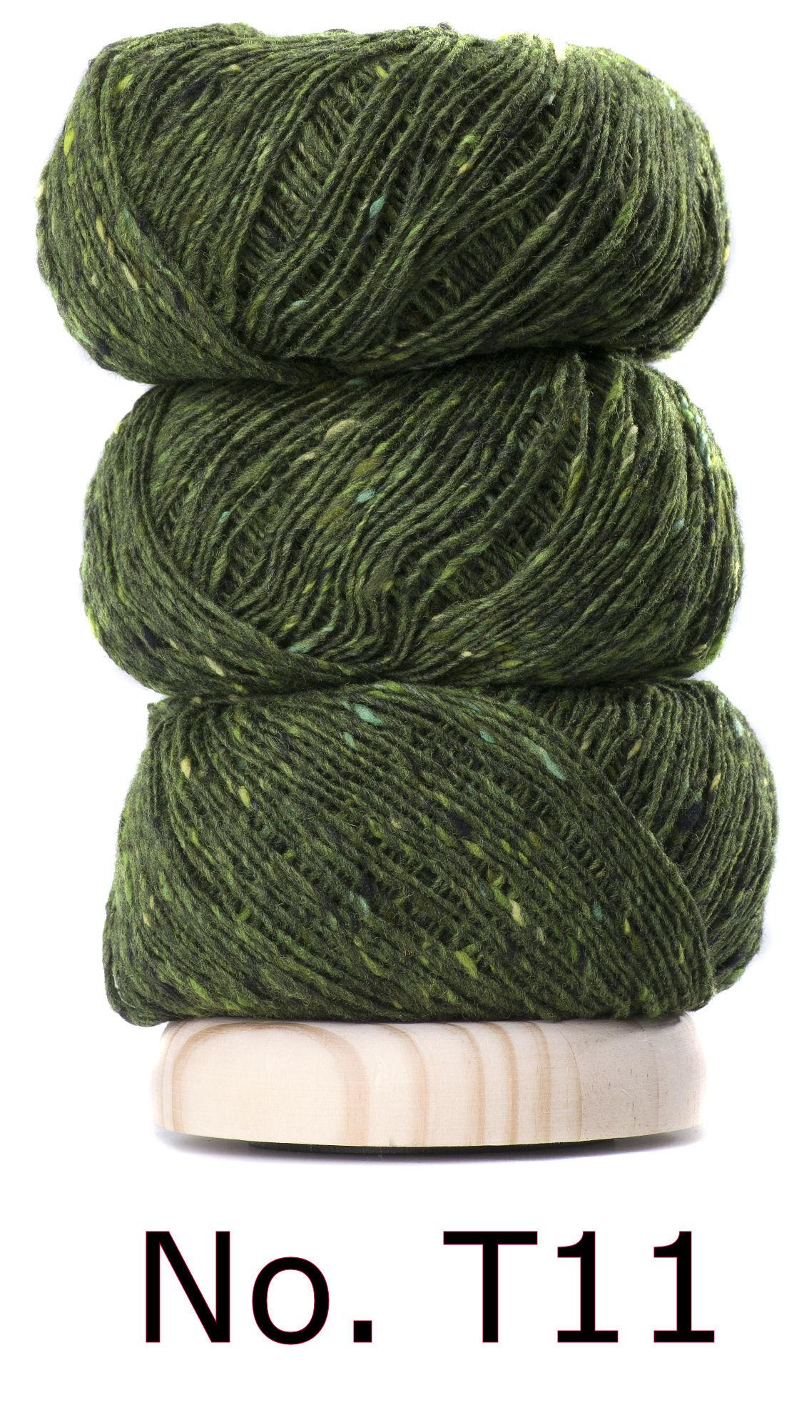 Geilsk Geilsk Tweed - 011 - Lidt mork gron