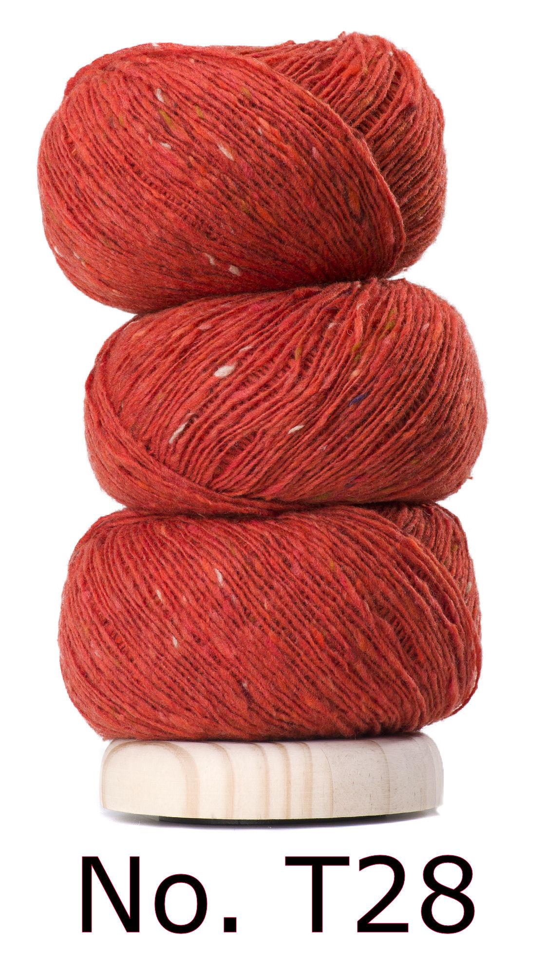 Geilsk Geilsk Tweed - 028 - Orange