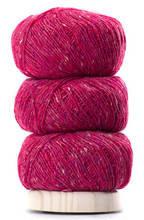 Geilsk Geilsk Tweed - 025 - Cerise Pink