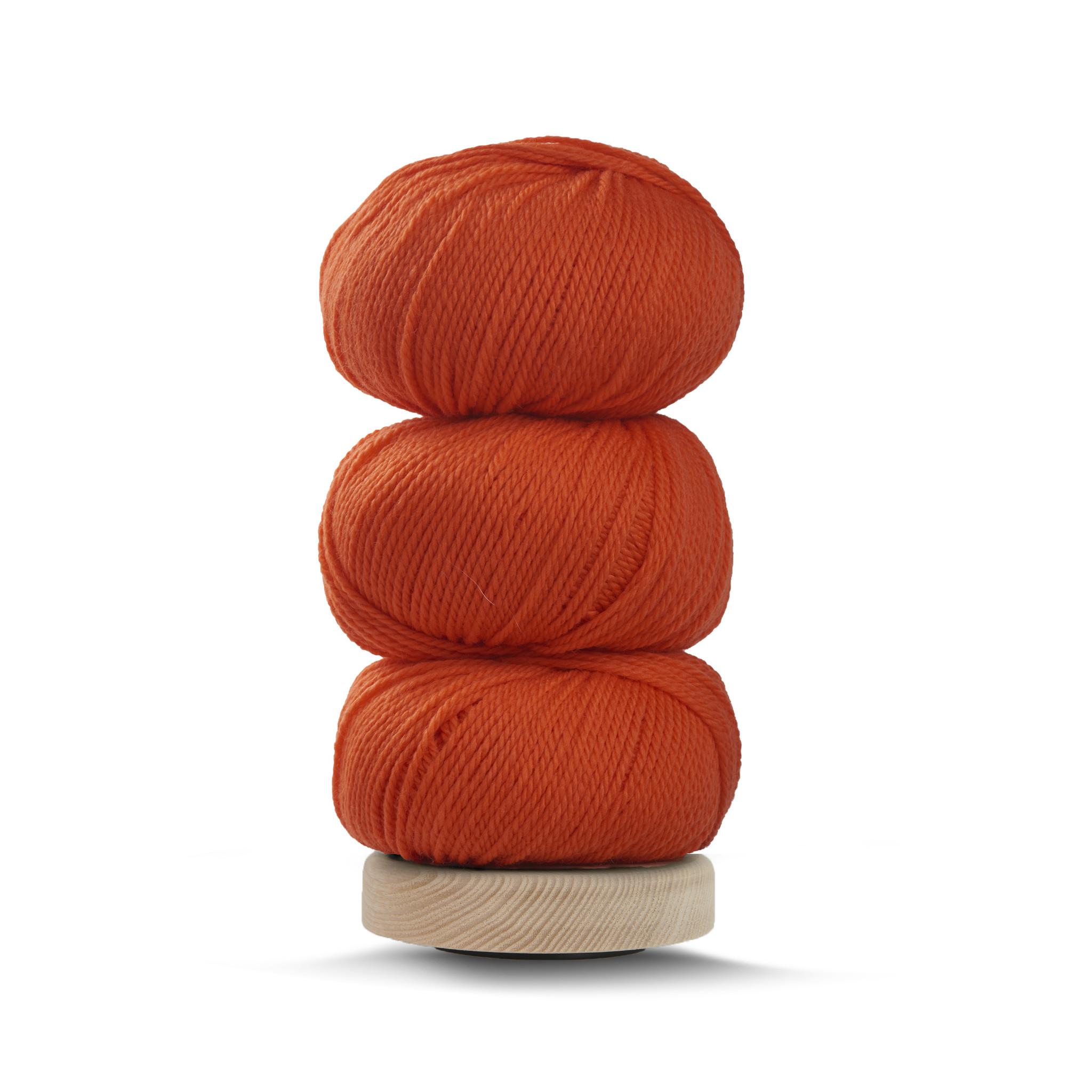 Geilsk Tyk Uld - 201 - Neon Orange