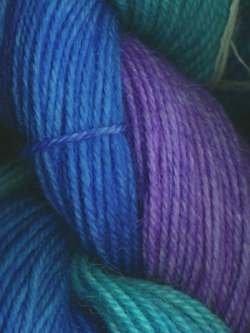 Araucania Puelo - 2277 - Blauw/Aqua Gem