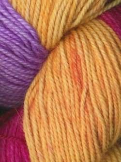 Araucania Puelo - 2276 - Pink/Orange Gem
