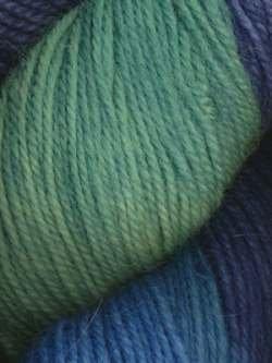 Araucania Puelo - 1965 - Blauw Gem