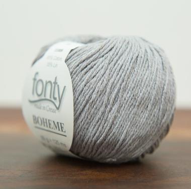 Fonty Boheme - 363 - Grijs