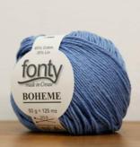 Fonty Boheme - 374 - Lichtblauw